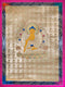 108 Buddha Thangka painting on cotton Canvas with 24 K Gold. A master piece Tibetan Thangka art from Nepal.