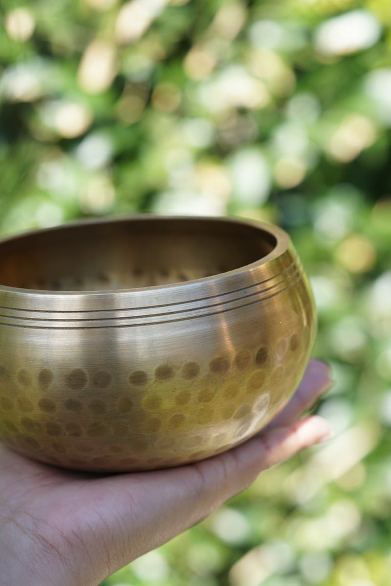 Small Singing Bowl for sound healing