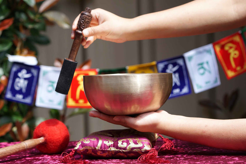 Healing Bowl to create harmonies of mind, body and soul, beautiful spiritual gift ideas for loved ones.
