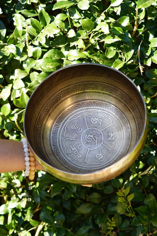 buy best quality tibetan singing bowl online