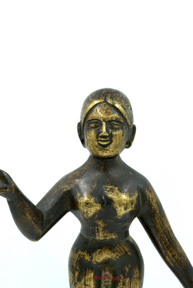 Vintage Statue of lady women for Decoration of House\