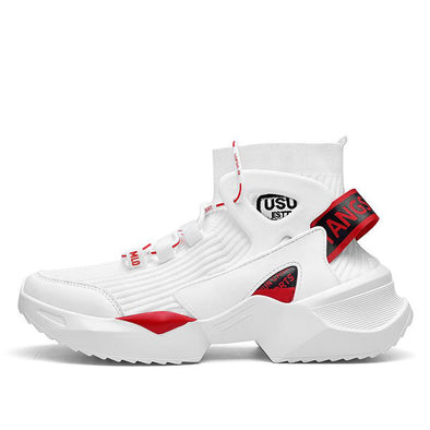 'FLASH' - Women's - White Red - MensLuxuryOutlet