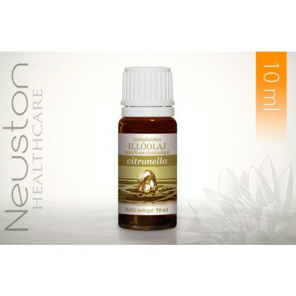 NEUSTON ILLÓOLAJ CITRONELLA (10ml)