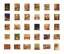 Load image into Gallery viewer, Set of 30 Art Prints, Puuung Collection