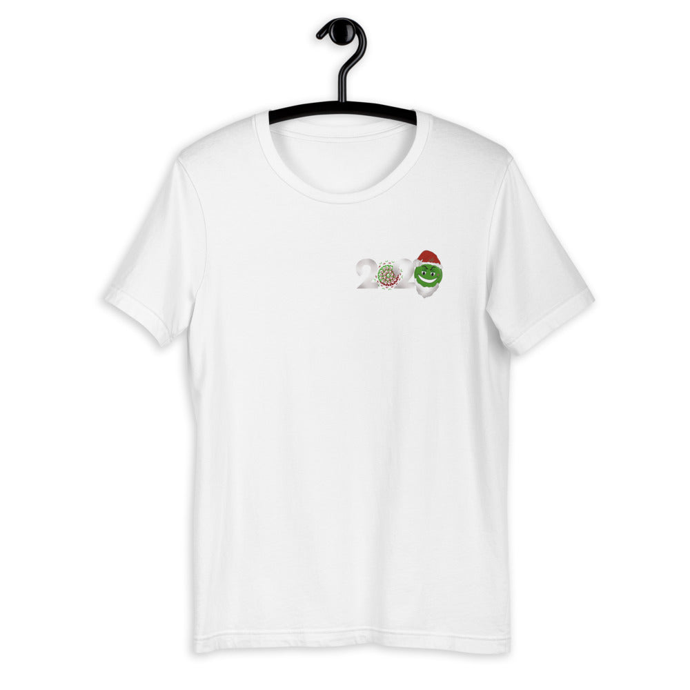 """The Grinch"" Short-Sleeve Unisex T-Shirt"