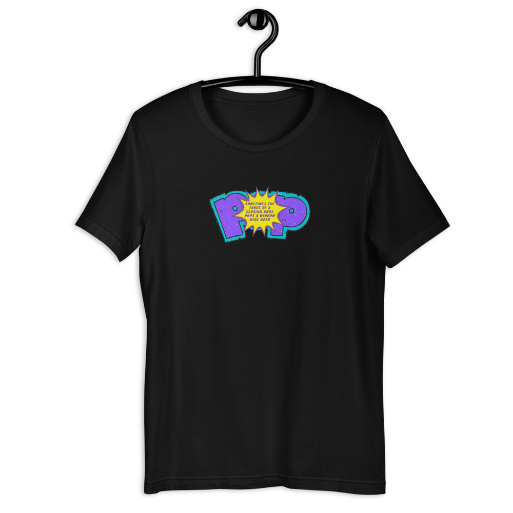 """Pop"" Short-Sleeve Unisex T-Shirt"