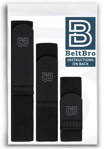 2 BeltBro's - Ultra Light Weight Belt - Fits All Sizes