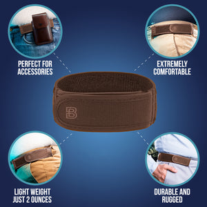 2 Brown BeltBro Titans (Buy 1 Get 1 FREE!) - DISCOUNT