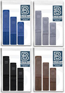 BeltBro for Women 4 Color Pack (Buy one Get one FREE!)