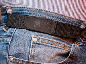 BeltBro - Ultra Light Weight Belt - Strong Band (C)