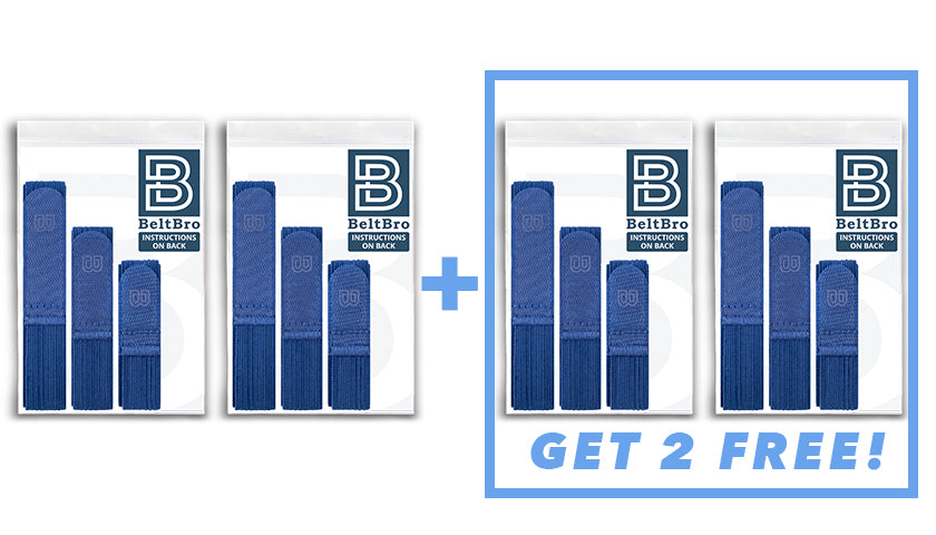 4 Blue BeltBro Original - Buy 2 Get 2 FREE