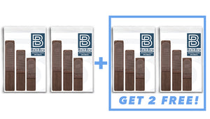 4 Brown BeltBro Original - Buy 2 Get 2 FREE