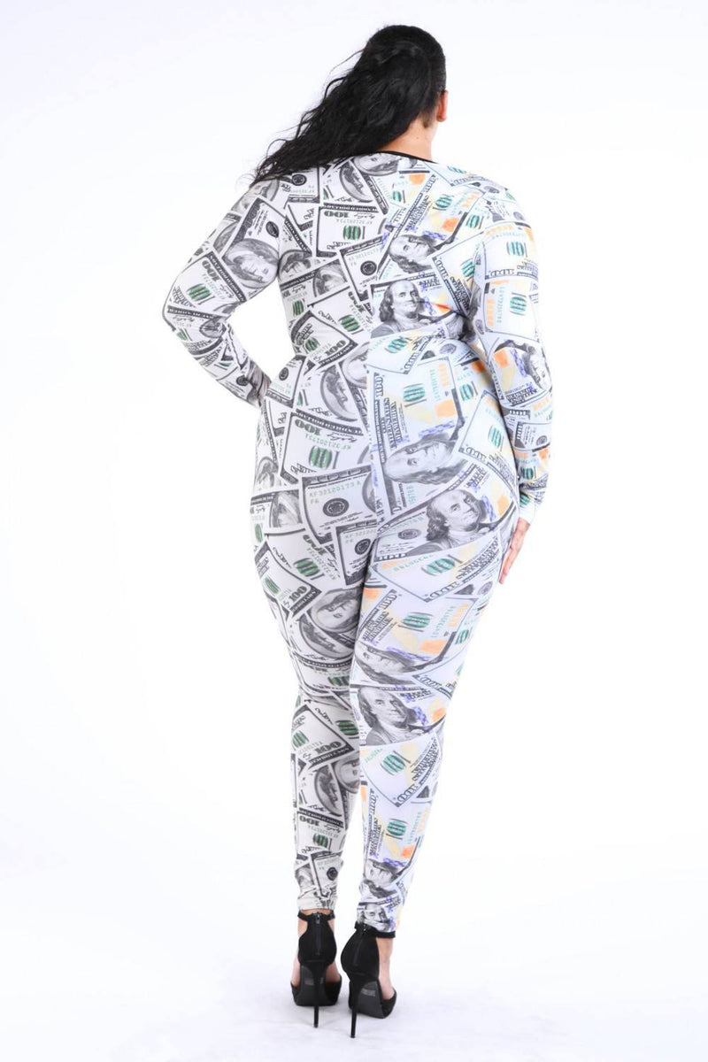 New Money Old Money Catsuit