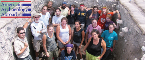 Contribute to American Archaeology Abroad