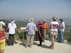 Tour of Sites in Northern Israel 2020