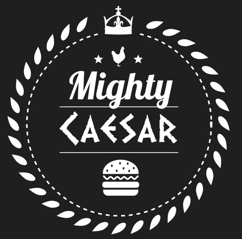 MIGHTY CAESAR BURGER