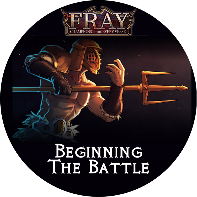 Fray | Champions of the Every-Verse | Preview Series #2