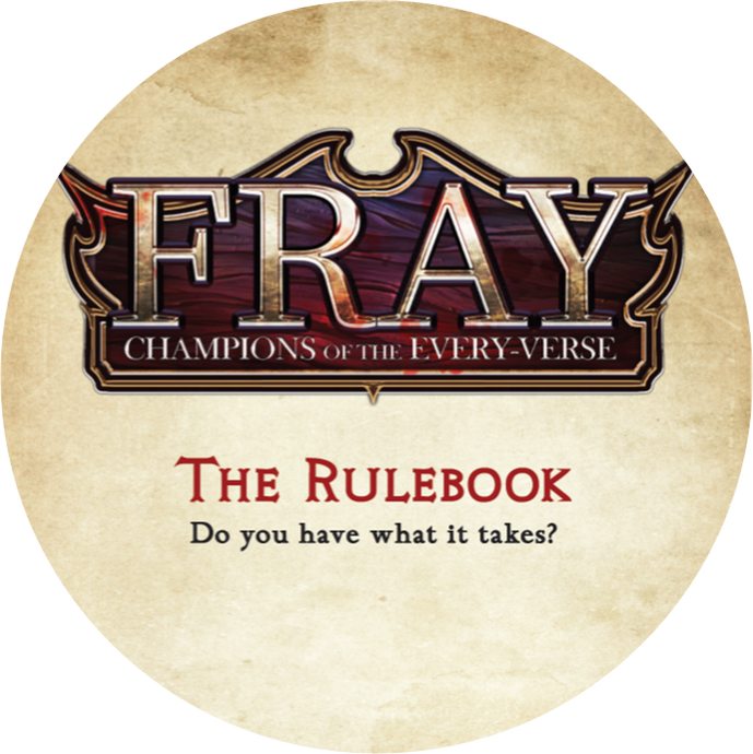 Fray: Champions of the Every-Verse Rules Preview