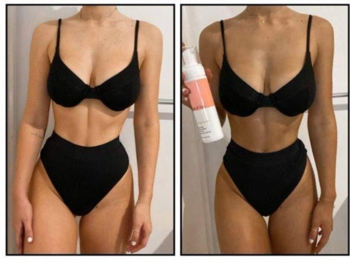 Dark Self Tanning Mousse
