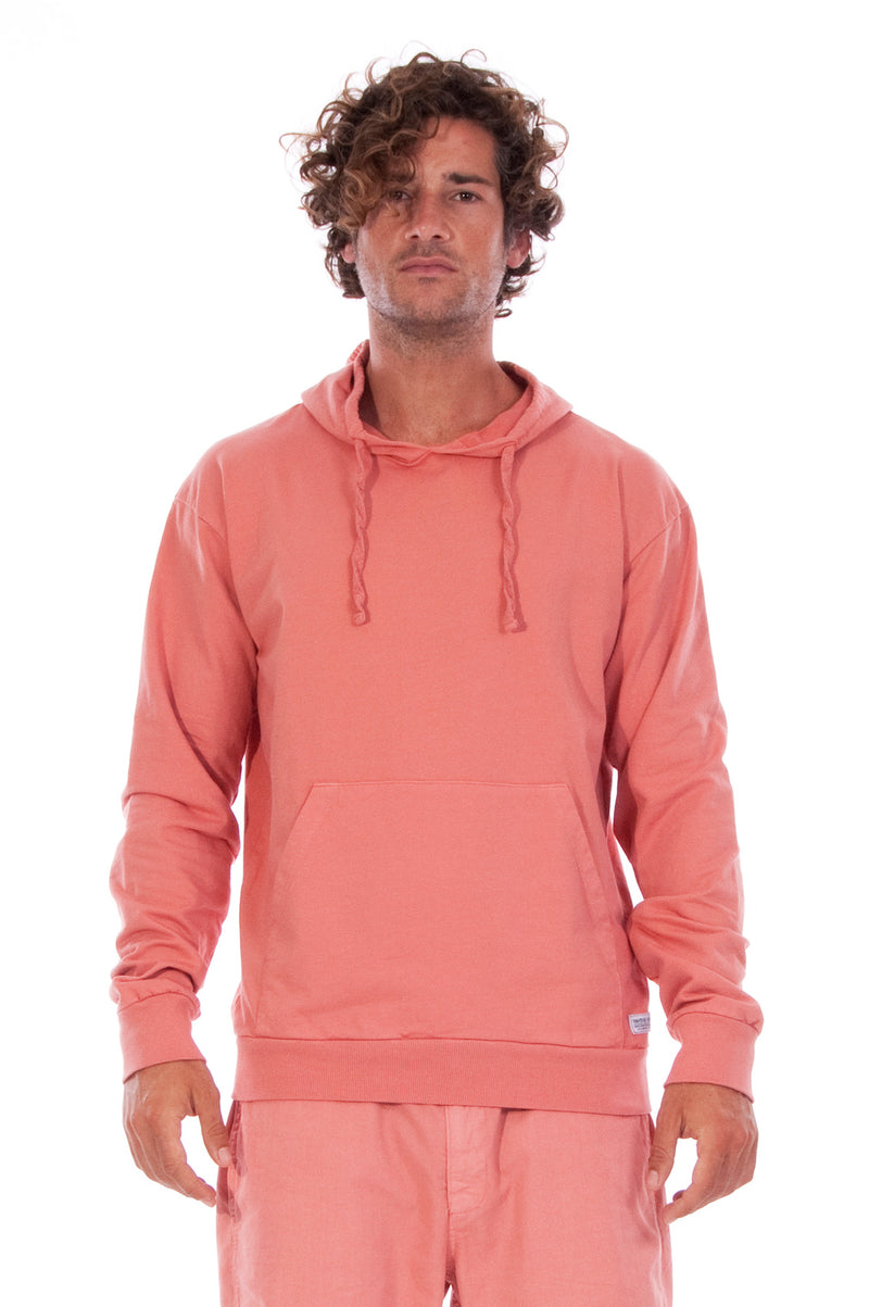 Ibiza - Hoodie - Colour Clay and Raven Shorts - Colour Clay 2
