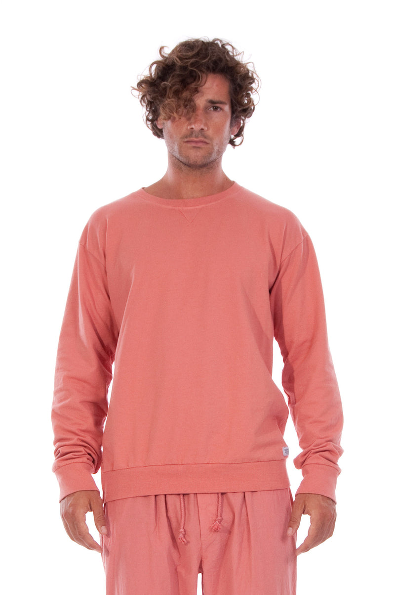Salinas - Sweatshirt - Colour Clay and Milano Pants - Colour Clay 5