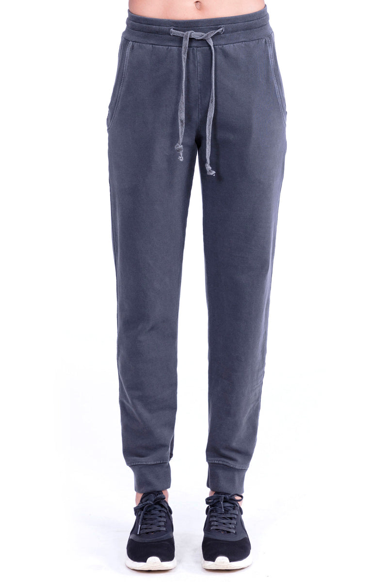 Dakota Jogging Pants - Trousers - Colour Antracite - 1