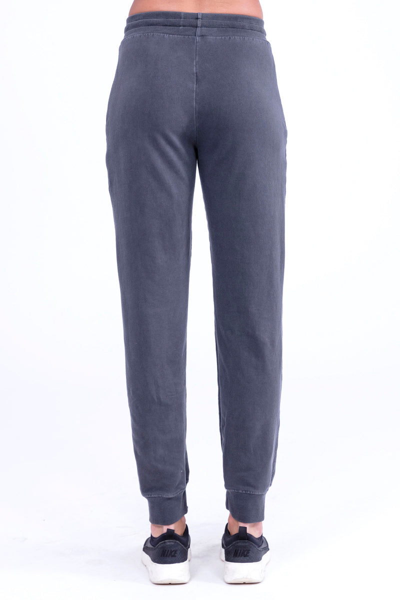 Dakota Jogging Pants - Trousers - Colour Antracite - 3