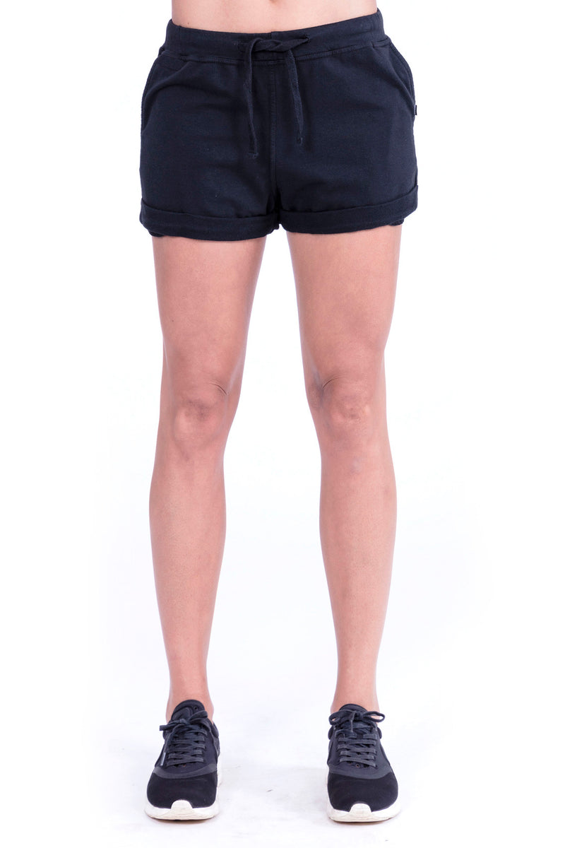 Mini shorts - Colour Black - 2
