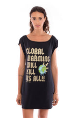 Global warming will...