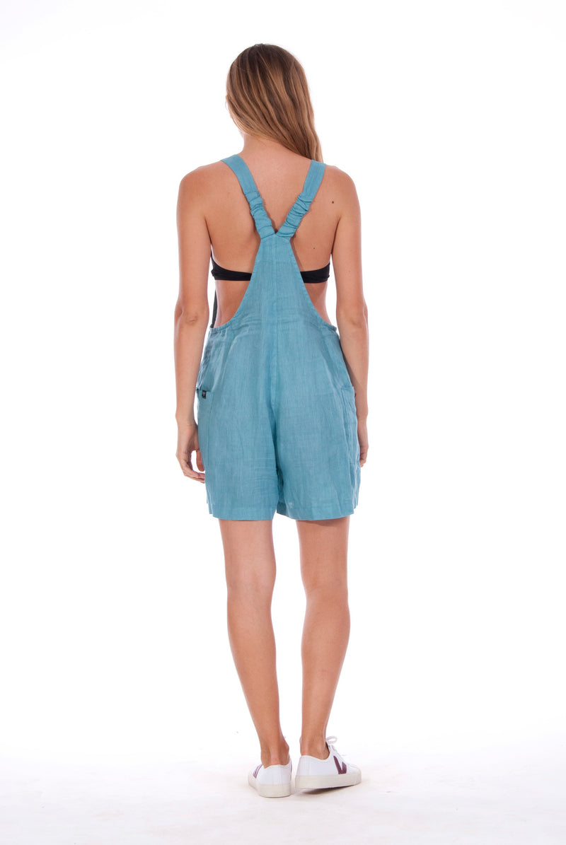 Mykonos Mono - Short Jumpsuit - Colour Blue 3