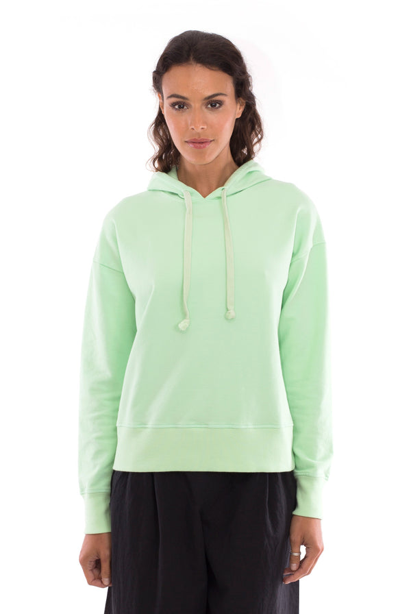Vedra - Hoodie - Colour Mint and Eva Pants colour black 2