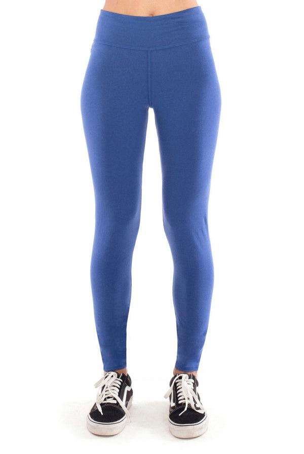 Yoga Leggings - Colour Blue - RV by Elisa F 2