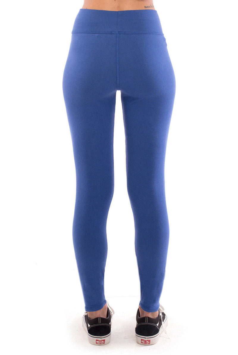 Yoga Leggings - Colour Blue - RV by Elisa F3