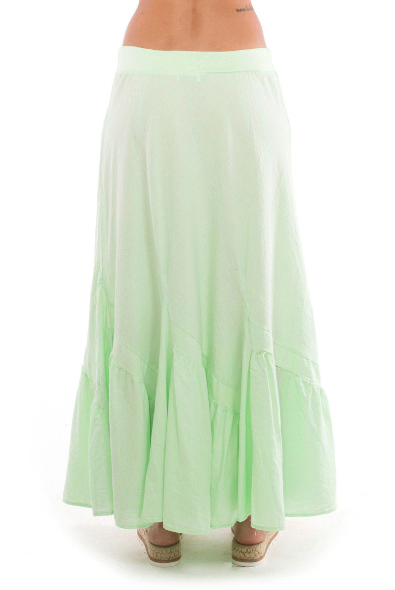 Selma - Skirt - Colour Mint - RV by Elisa F 3
