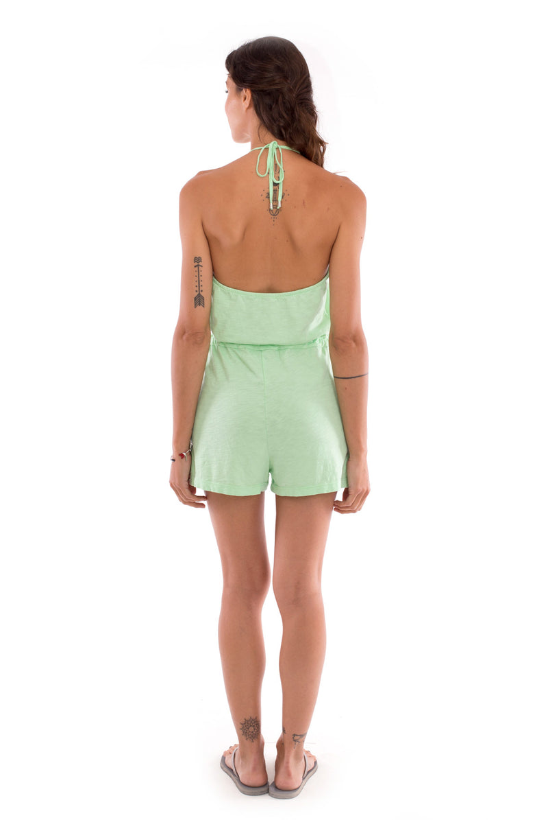 Aruba - Mono - Short Jumpsuit - Colour Mint 4