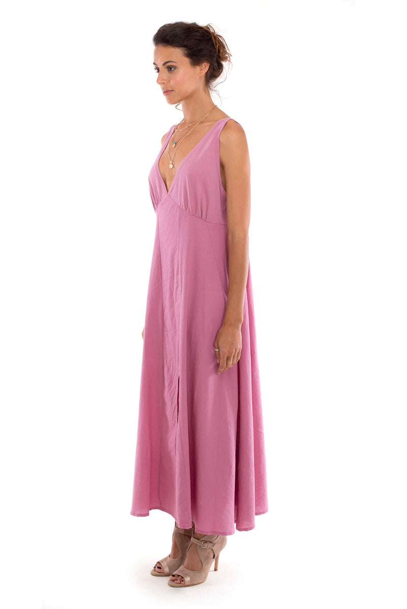 Fay - Maxi Dress - Colour Violet - RV by Elisa F 3
