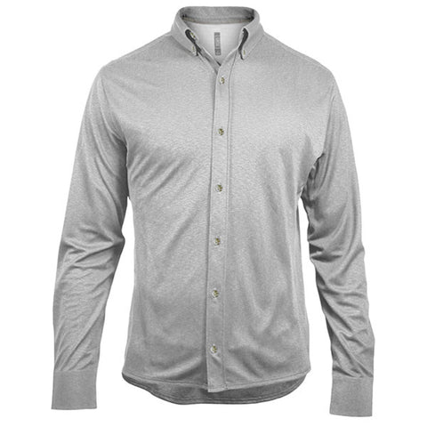 OVERTIME LS KNIT SHIRT