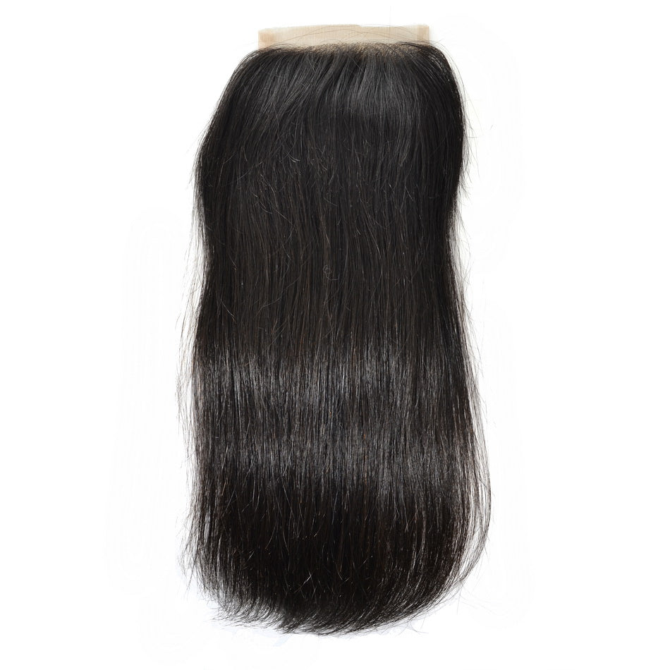 Brazilian Blow Out Straight Silk Closure