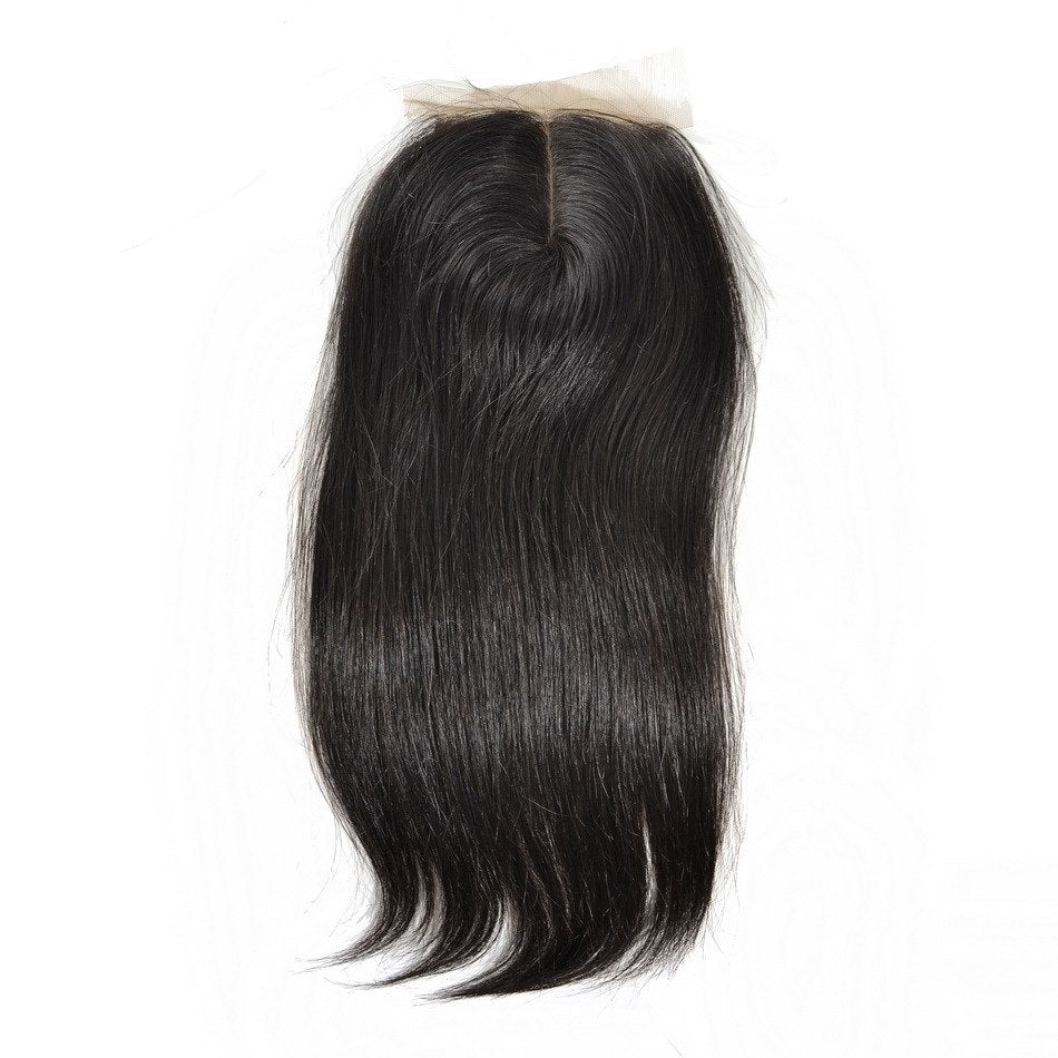 Armenian Dashian Straight Silk Closure