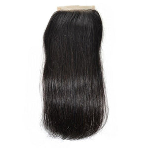 Peruvian Prissy Straight Lace Closure