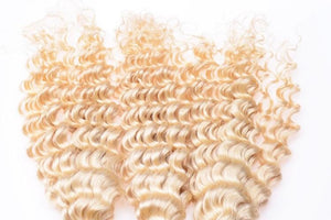 European Diamond Curl Blonde
