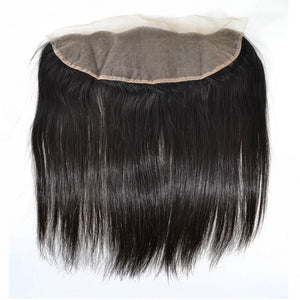 Malaysian High Luster Straight Lace Frontal