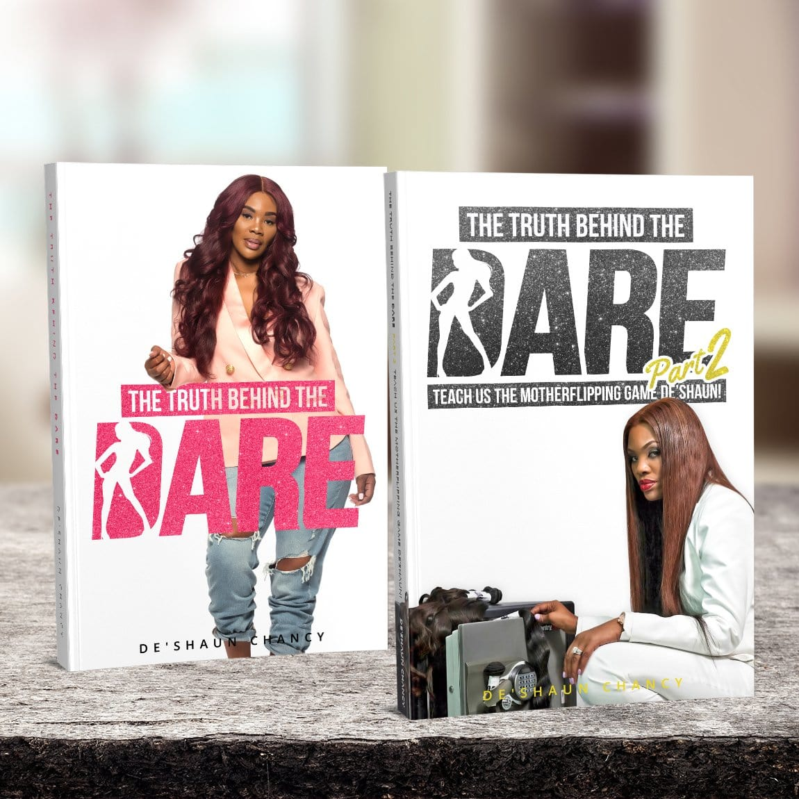 The Truth Behind The Dare - Book Bundle