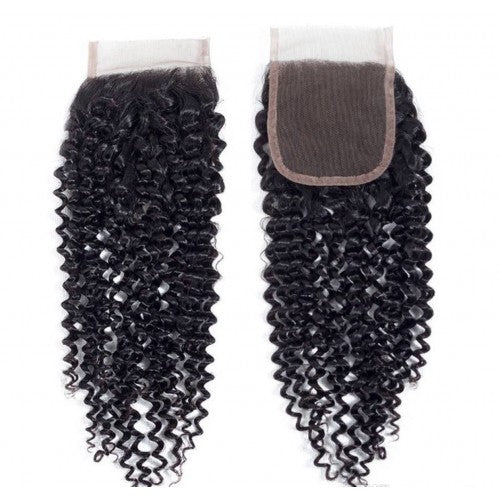 Cambodian Bomb Curl Lace Closure