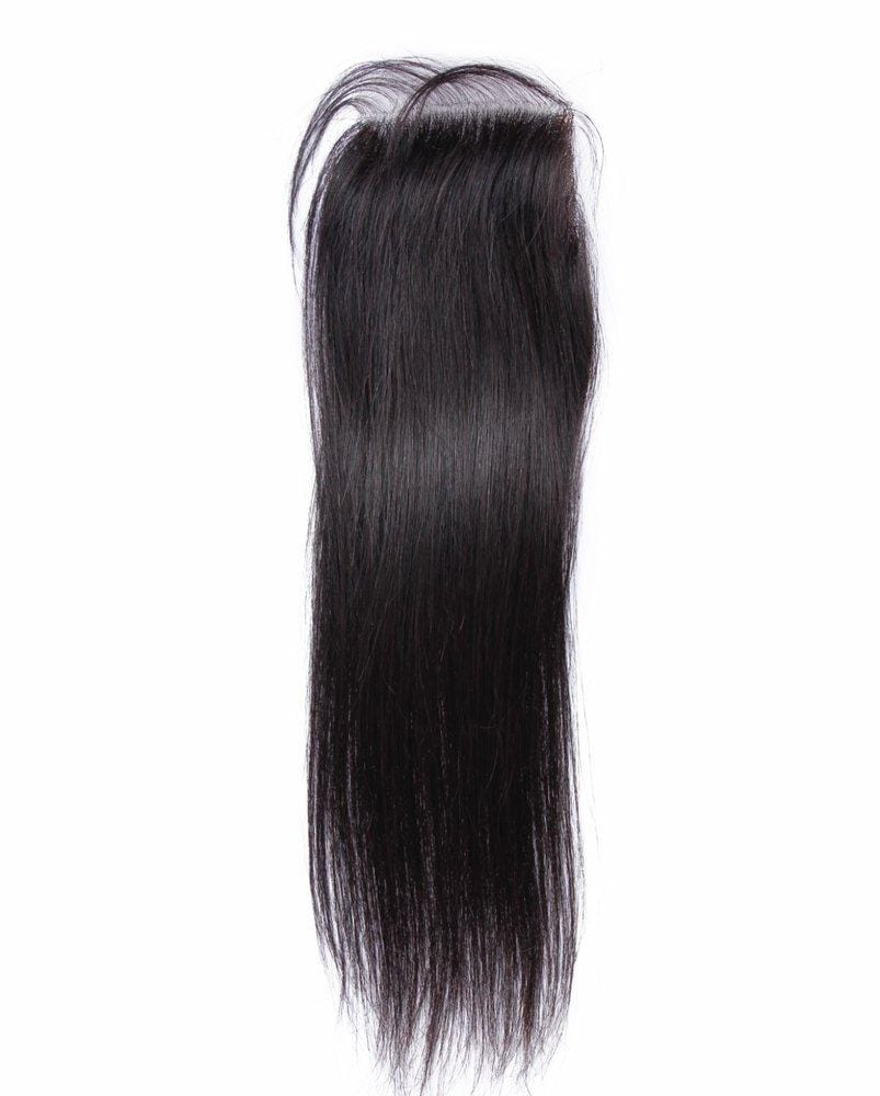 Raw Cambodian Chic Straight Lace Closure