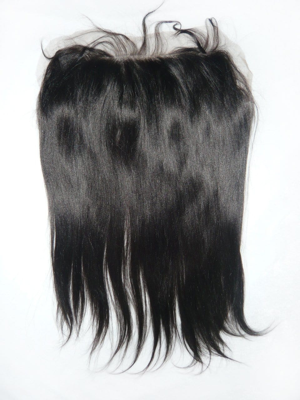 Raw Cambodian Chic Straight Lace Frontal