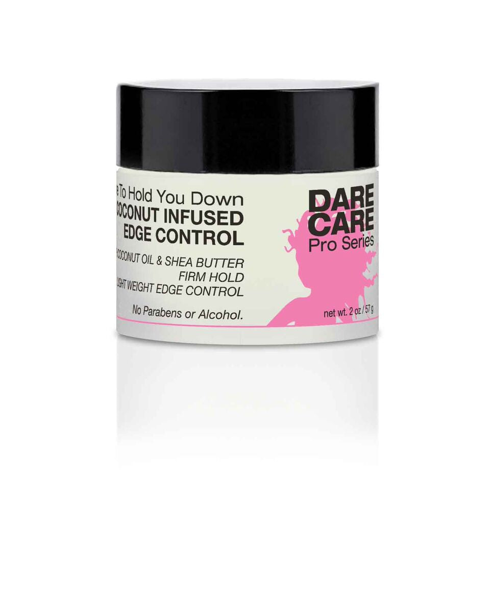Coconut Infused Edge Control