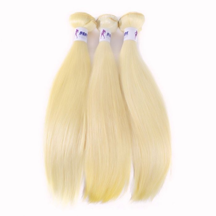 European Luxury Blonde Straight