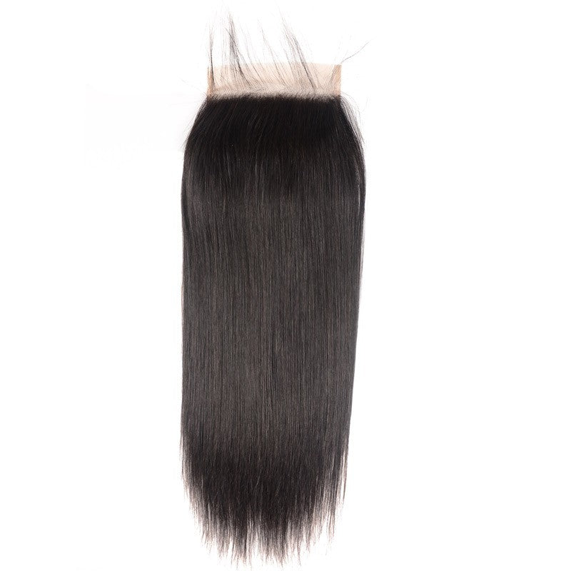 Malaysian High Luster Straight Lace Closure