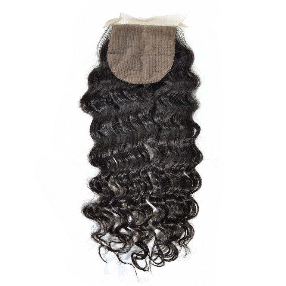 Filipino Boss Curl Silk Closure